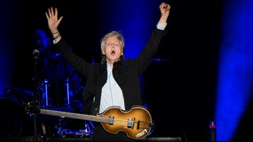 'I've got a feeling in Texas' | Paul McCartney gives a history lesson in The Beatles at ACL Fest