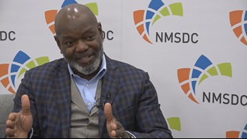 """Hall of Fame Cowboys running back Emmitt Smith: """"Austin has become a hub for business"""""""