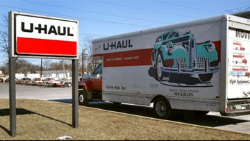 In 2018, more people took one-way U-haul trips to Texas than any other state