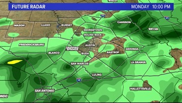 Flash Flood Watch in effect for Wednesday