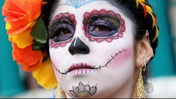 Dia De Los Muertos has begun, here is how you can celebrate the Day of the Dead in Austin