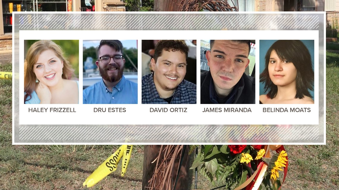 5 deaths ruled homicides in San Marcos apartment fire