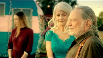 Movie starring Willie Nelson premiers at Austin Film Festival