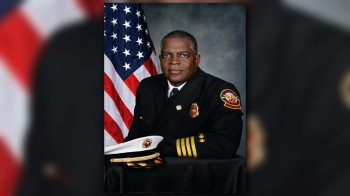 Austin City Council confirms Austin Fire Department's first African-American chief