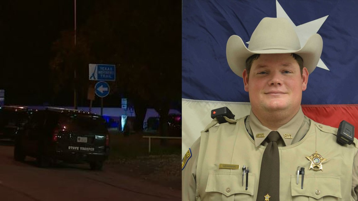Fayette County deputy and single father loses eye after shooting
