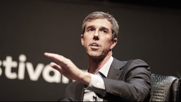 'This is only the beginning,' Beto O'Rourke tells a somber crowd after Texas Senate loss