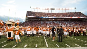 Texas football adds major non-conference games to future schedule