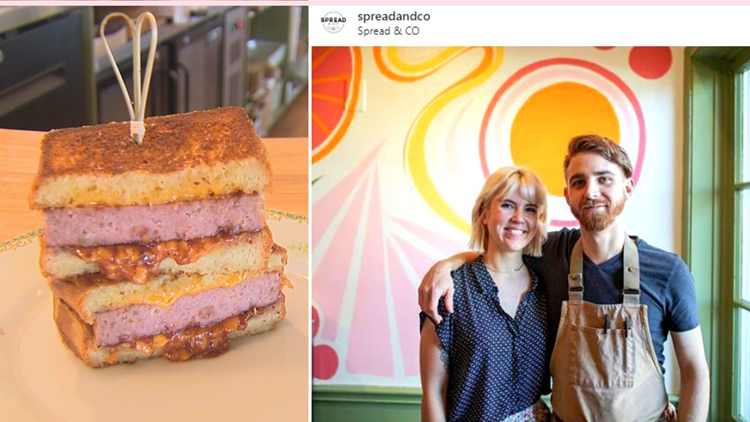 Spreading the love of cheese at Spread & Co. in Austin