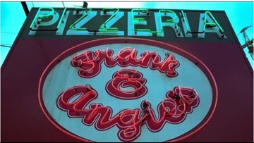 Frank and Angie's pizzeria in the West End is closing