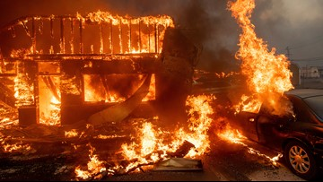 Texas firefighters hope to start helping with California wildfires Thursday