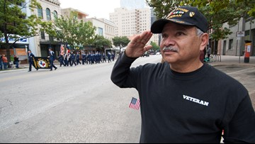 How to celebrate Veterans Day in Austin area