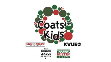 How to donate to the 2018 Coats for Kids drive