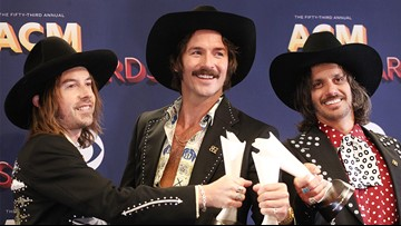 Dripping Springs trio, Midland, strikes out on 2018 CMA awards nominations