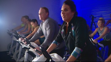 Daybreak Adventures: Breaking a sweat at LOVE Cycling in downtown Austin