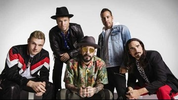 Back To Christmas.Everybody Backstreet Boys Are Back In Austin Area Just In