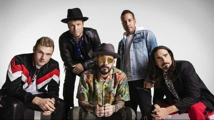 Everybody! Backstreet Boys are back in Austin area just in time for Christmas