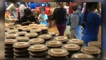 'Hands for Hope' helps more than 1,000 Austin area families