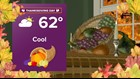 Thanksgiving week brings Austin-area forecast to be thankful for