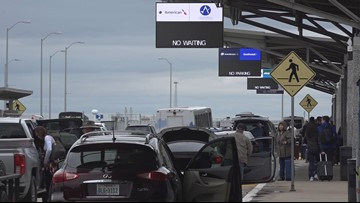 Flying out of Austin's Airport Thanksgiving week? Here's where you can park.