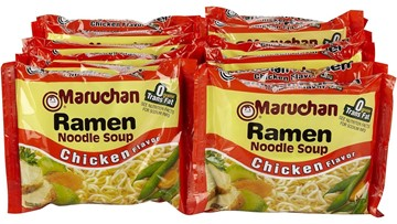Made in S.A.: Maruchan Ramen Noodles