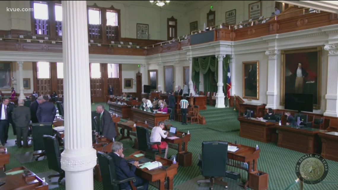 Texas lawmakers warned of 'credible threat' directed at those who voted for abortion law