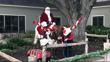 Does Santa Claus need a makeover?