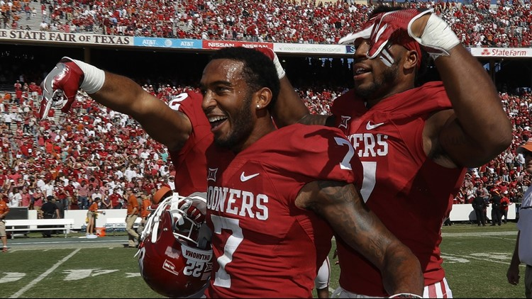 'Horns Down' symbol 'probably going to be a foul' during college football season