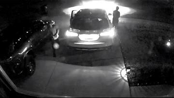 Sheriff says arrests made in rash of car burglaries in Williamson County