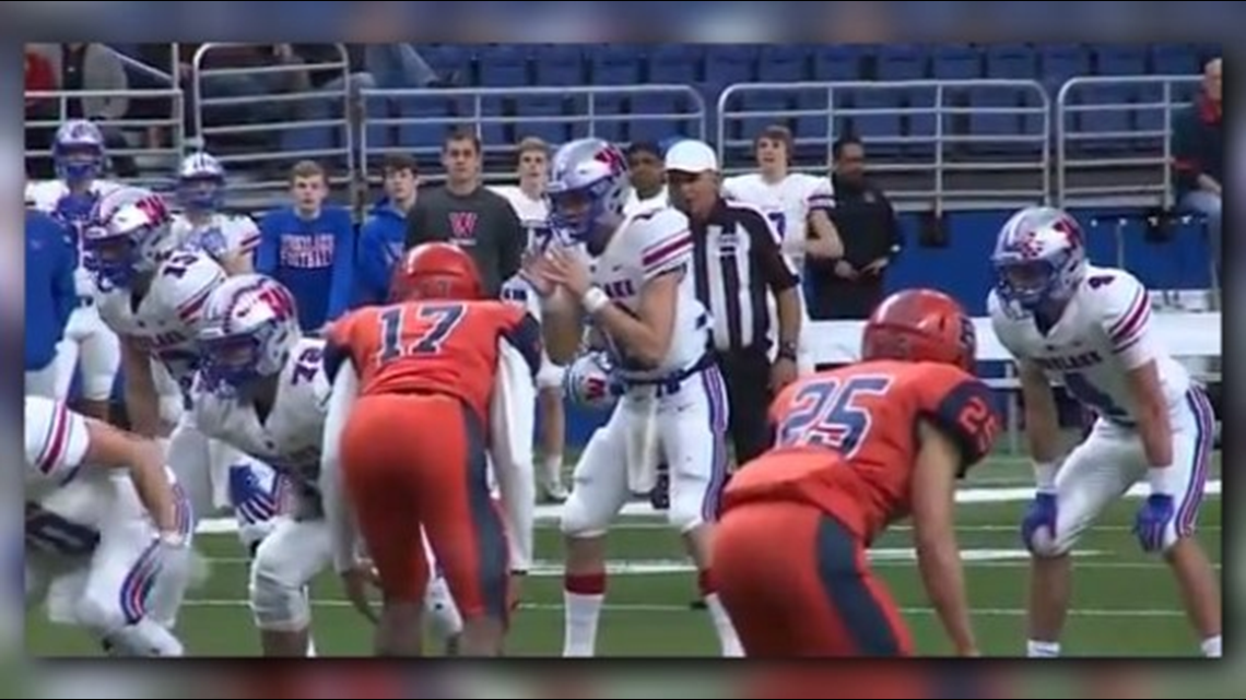Westlake's season ends in state semi-final loss to Beaumont West Brook