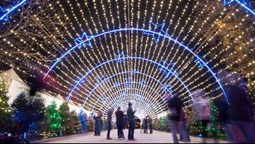 Austin's Trail of Lights kicks off Tuesday, Dec. 10