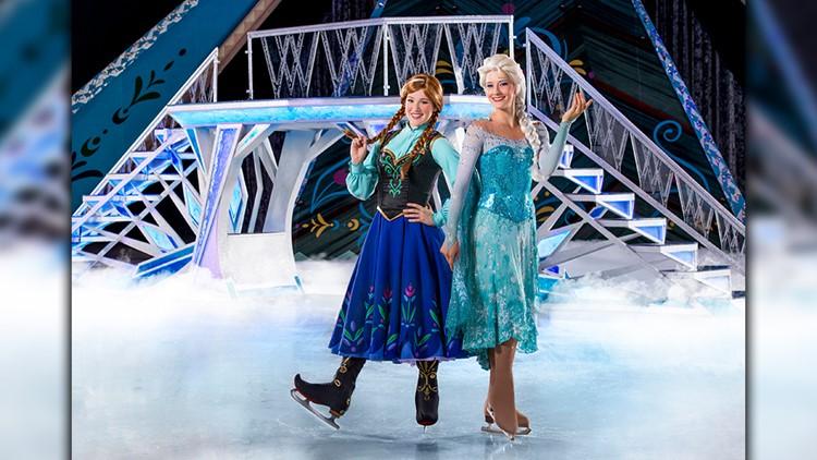 'Disney On Ice presents Frozen' coming to Cedar Park