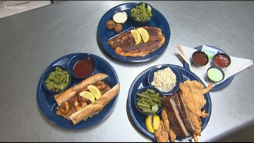 Foodie Friday: Cherry Creek Catfish serving tasty dishes in Austin