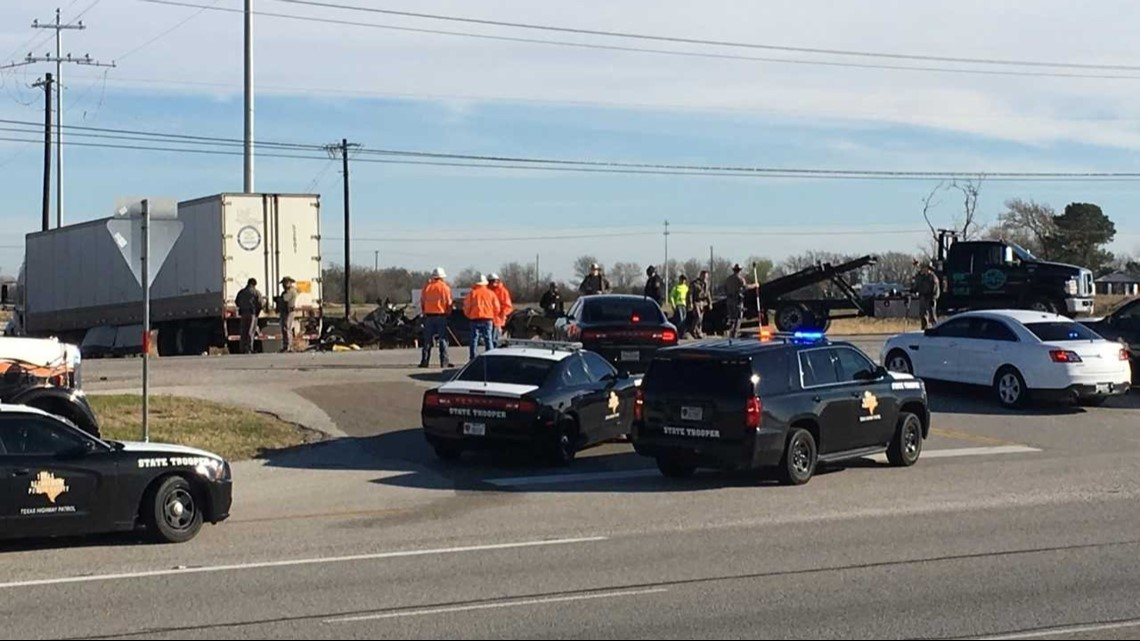 Giddings community remembers 3 men who died in car crash on US 290