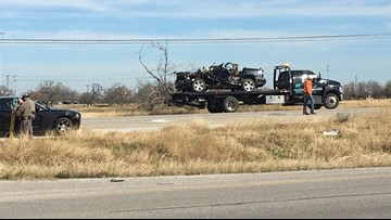 205 crashes have occurred in the stretch of US 290 between Elgin and McDade in the last 5 years