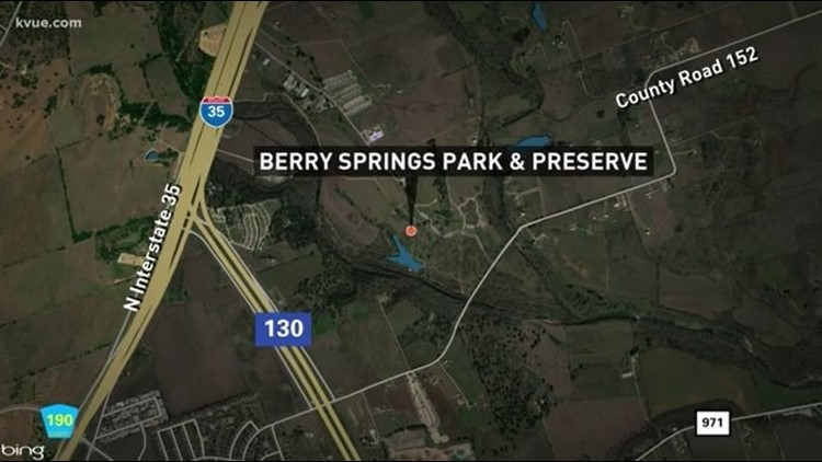Williamson County commissioners to vote on plan to run wastewater line through park