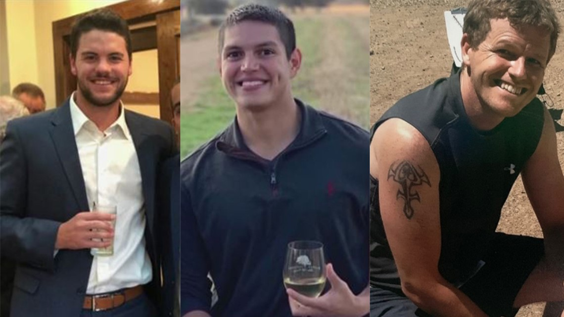 No connections found in men's deaths near Downtown Austin waters, police say