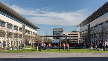 Apple expanding with $1B campus in North Austin set to open in 3 years