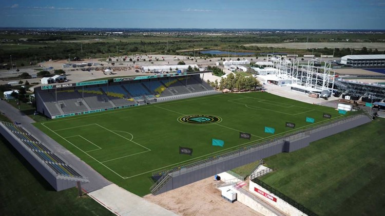 Austin Bold FC to host Texas rival in first-ever home soccer match