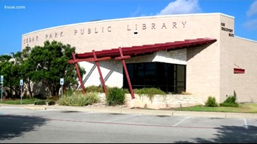 City council votes to get rid of overdue fees at Cedar Park libraries