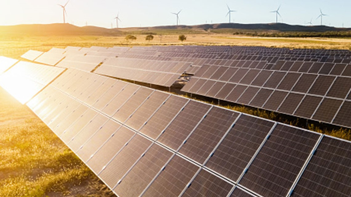 Austin Energy working with Austin's airport to harness solar power