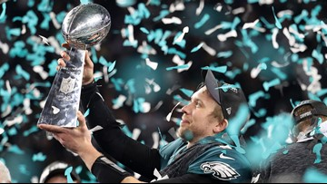 'Thank You, Philly' – QB Nick Foles writes a letter to the city of brotherly love