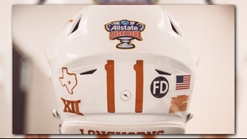 Longhorns aren't overly concerned about Vegas odds in Sugar Bowl