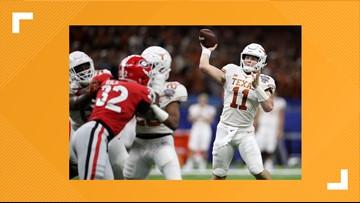 Sam Ehlinger takes over as elder in UT quarterback room