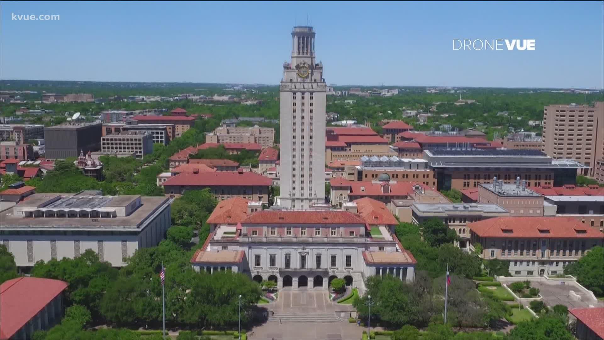 Coronavirus in Texas: Here's COVID-19 stats of UT students, staff   kvue.com
