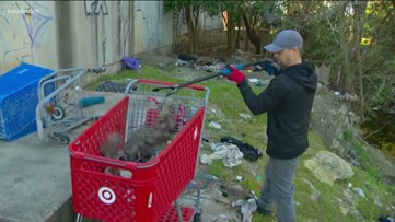 Project Pickup: Austin – An organized effort to clean up the city