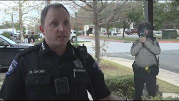Texas Sheriff Chody fires back at Seth Meyers after 'Late Night' joke about cutout deputy