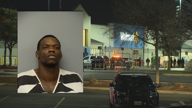 Timothy Selmon hoax bomb Walmart