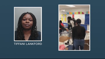 VIDEO: Parent sent complaint about Hays CISD substitute 2 months before viral attack