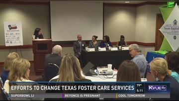 Foster parent: Too many restrictions, 'can't parent' | kvue com