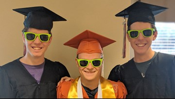 Now high school seniors, former NICU babies celebrate graduation by giving back